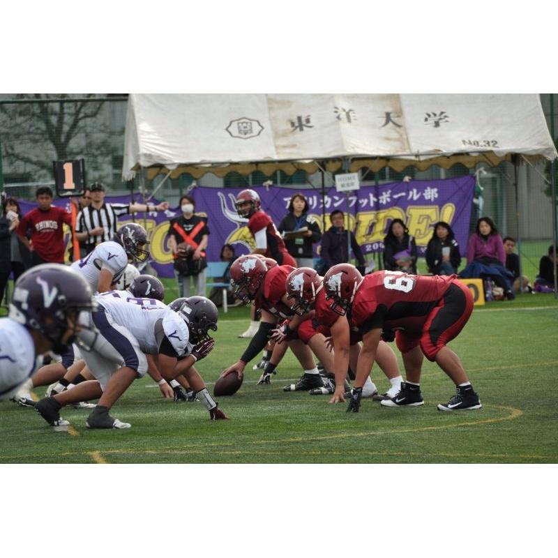 画像1: OPEN戦 VS 東洋大学